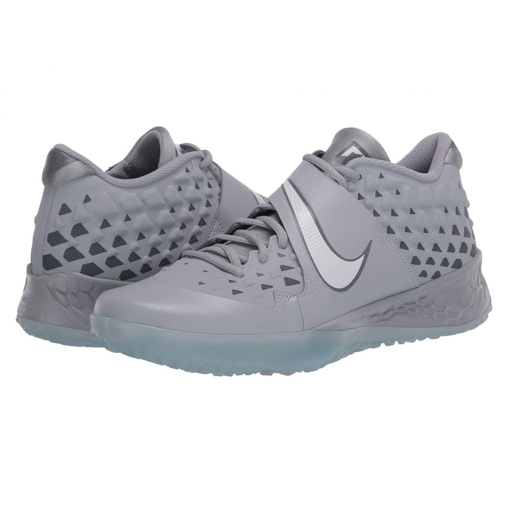 ナイキ Nike メンズ シューズ・靴 【Force Zoom Trout 6 Turf】Wolf Grey/White/Cool Grey/Total Orange