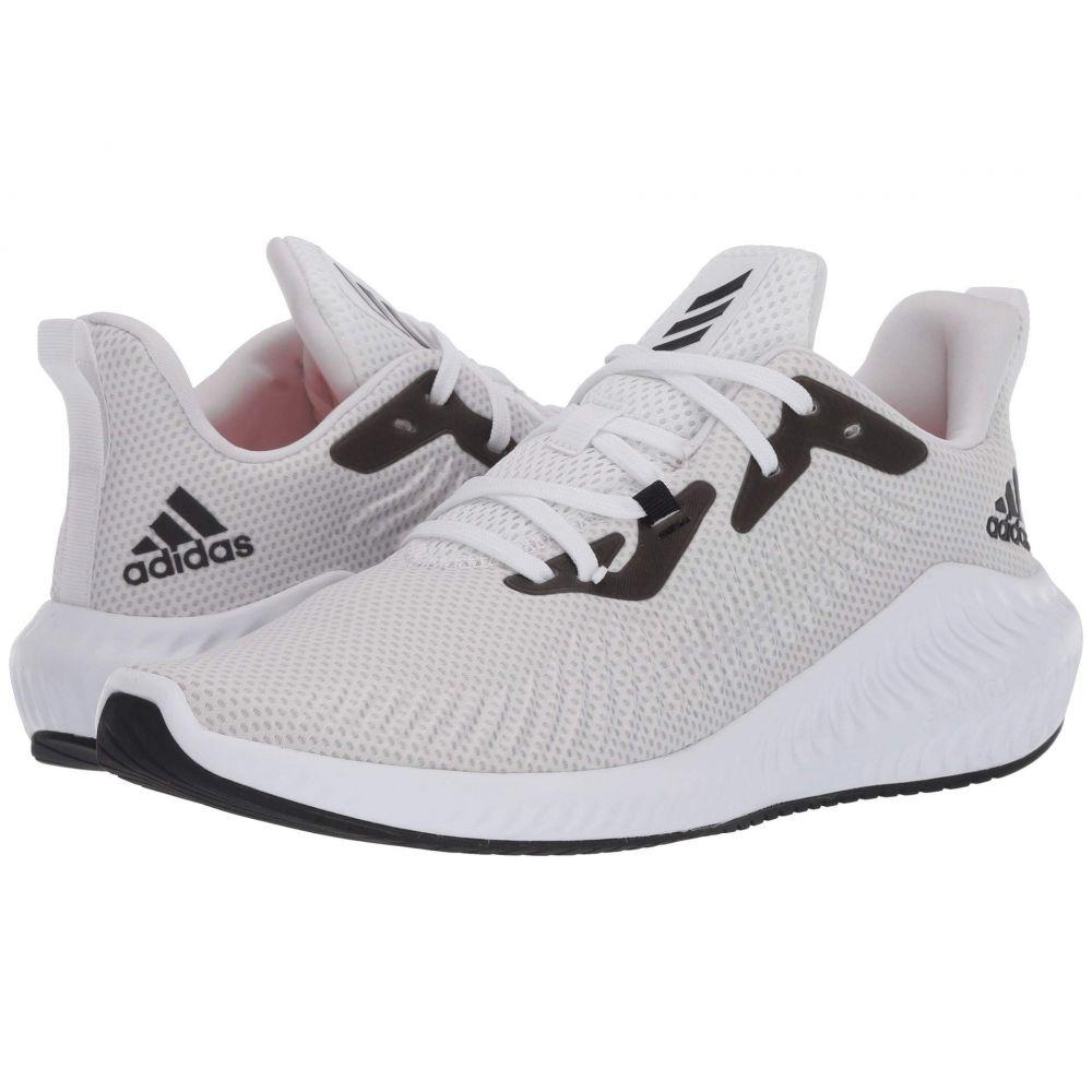 アディダス adidas Running メンズ ランニング・ウォーキング シューズ・靴【Alphabounce 3】Footwear White/Core Black/Grey Two
