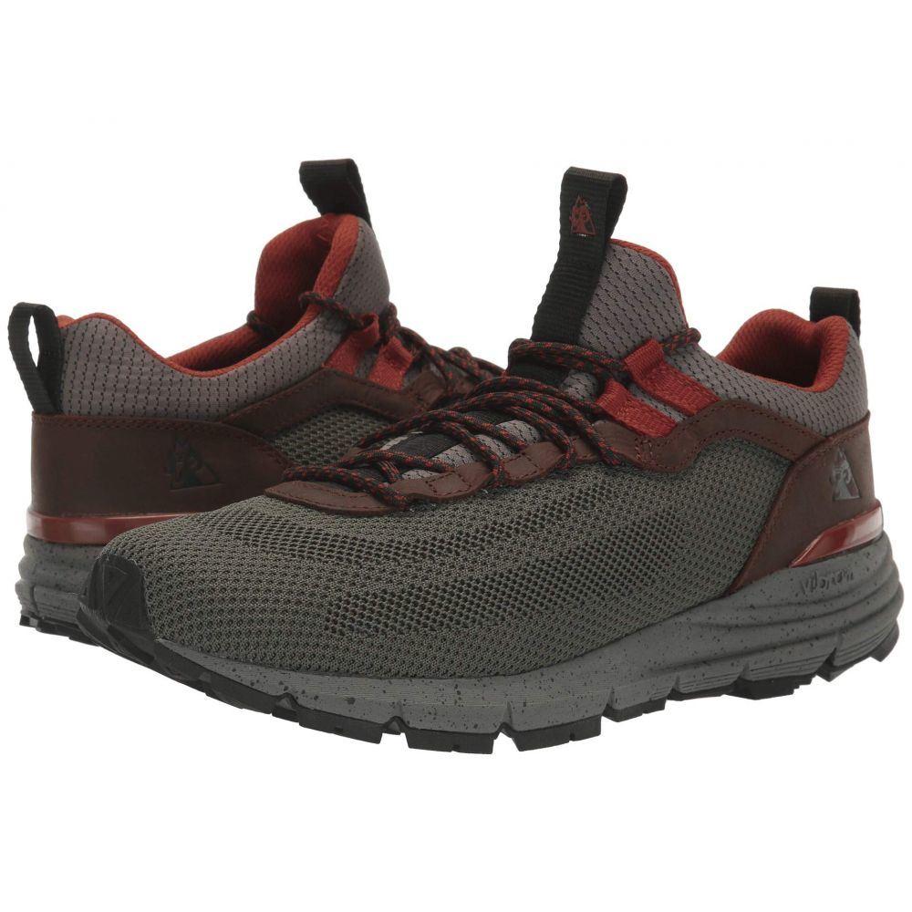 ロッキー Rocky メンズ ハイキング・登山 スニーカー シューズ・靴【Rugged AT Outdoor Sneaker】Grey