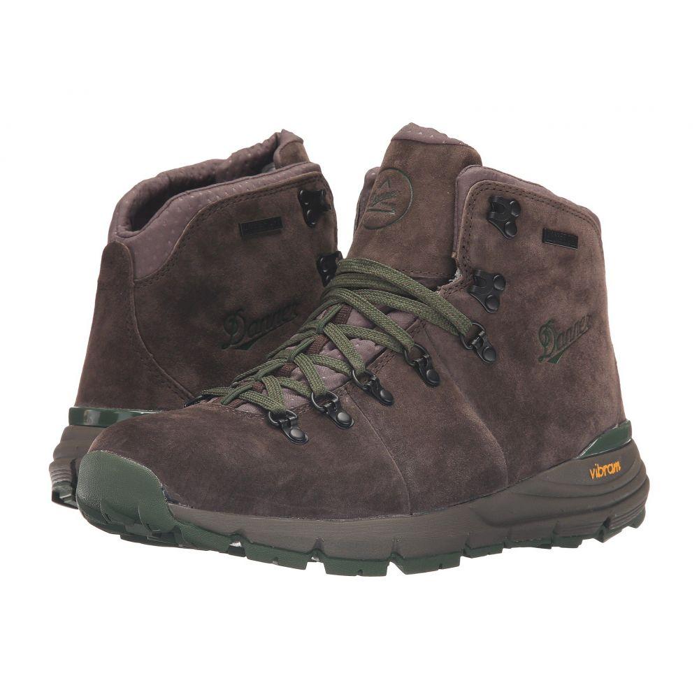 ダナー Danner メンズ ハイキング・登山 シューズ・靴【Mountain 600 4.5'】褐色/緑