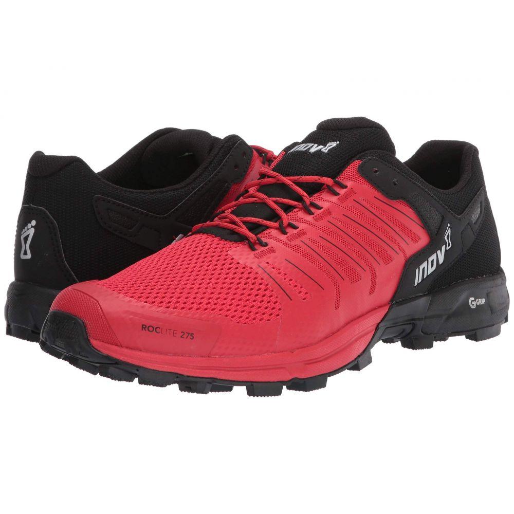 イノヴェイト inov-8 メンズ ランニング・ウォーキング シューズ・靴【RocLite(TM) 275】Red/Black