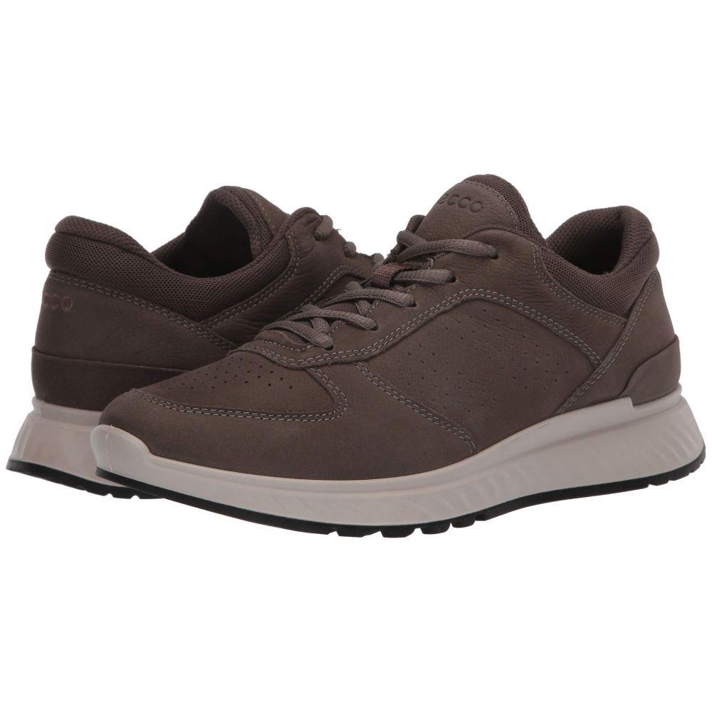 エコー ECCO Sport メンズ スニーカー シューズ・靴【Exostride Sneaker】Dark Clay/Dark Clay