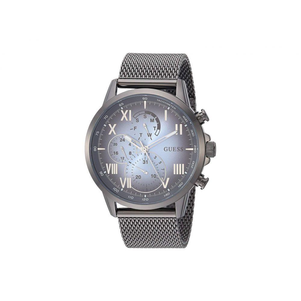 ゲス GUESS メンズ 腕時計 【U1310G3】Black/Gunmetal