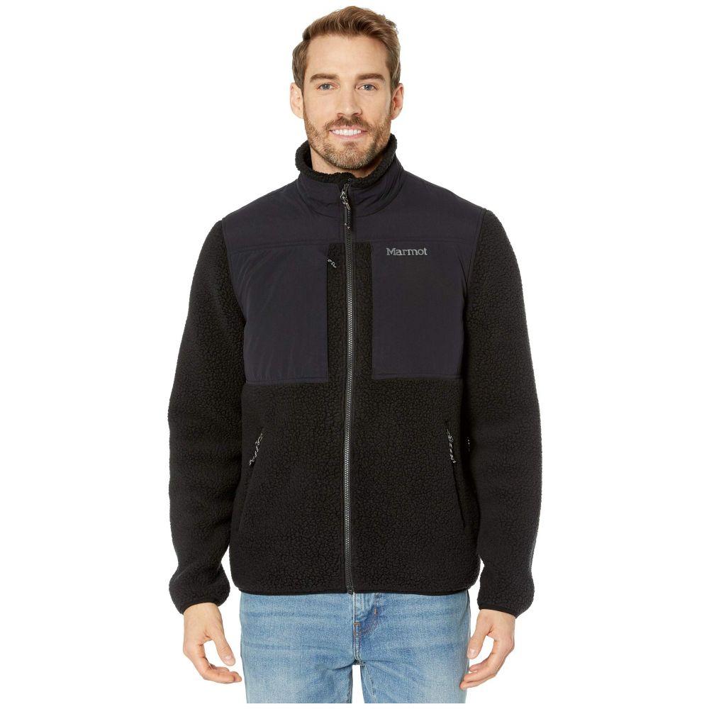 マーモット Marmot メンズ フリース トップス【Wiley Jacket】Black