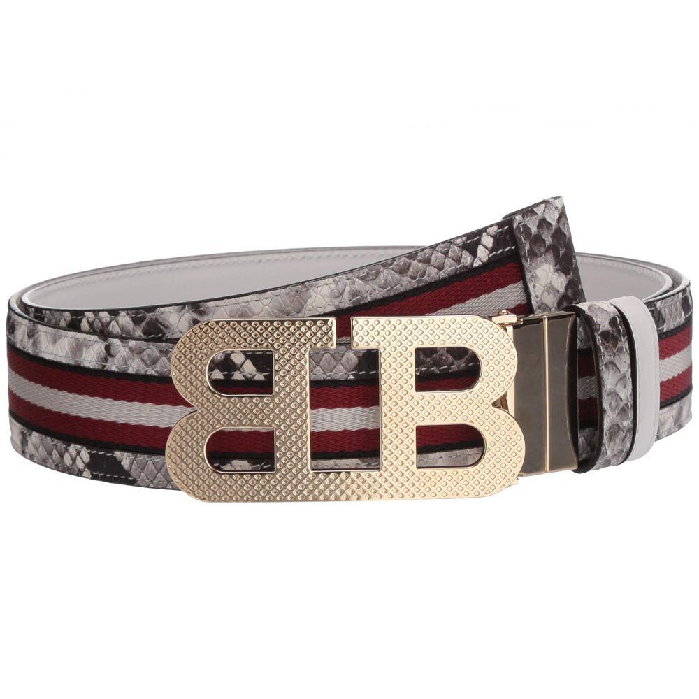 バリー Bally メンズ ベルト 【Mirror B 40 M.TSP Belt】Black