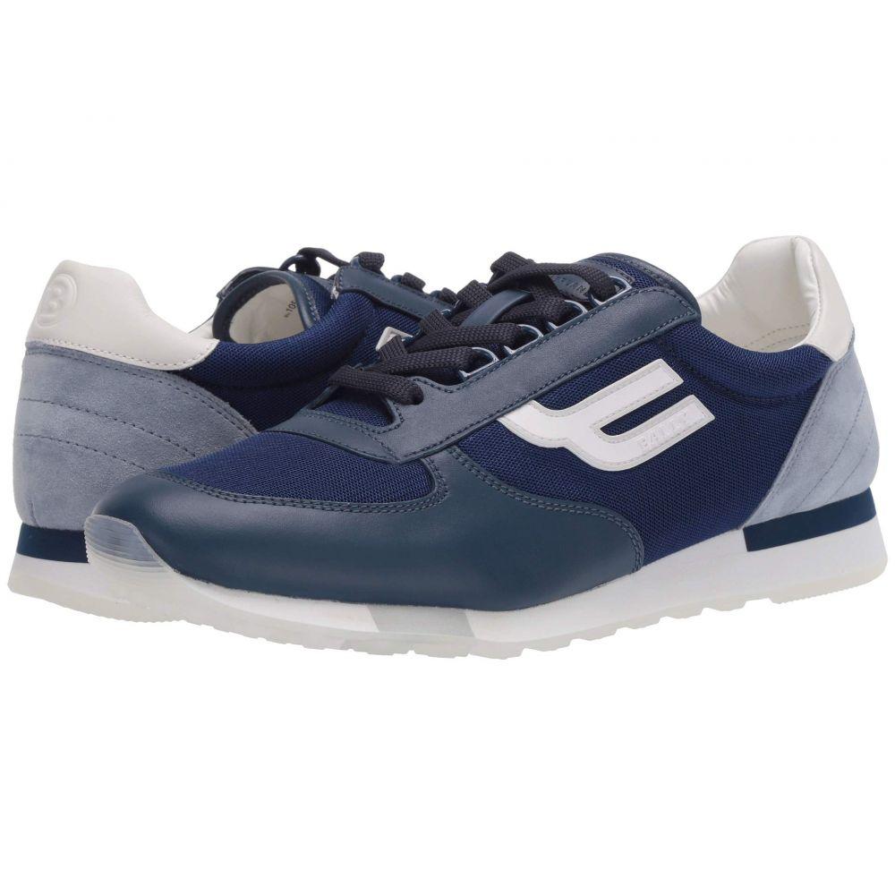 バリー Bally メンズ スニーカー シューズ・靴【Gavino-T-M/218 Sneaker】Blue Sky