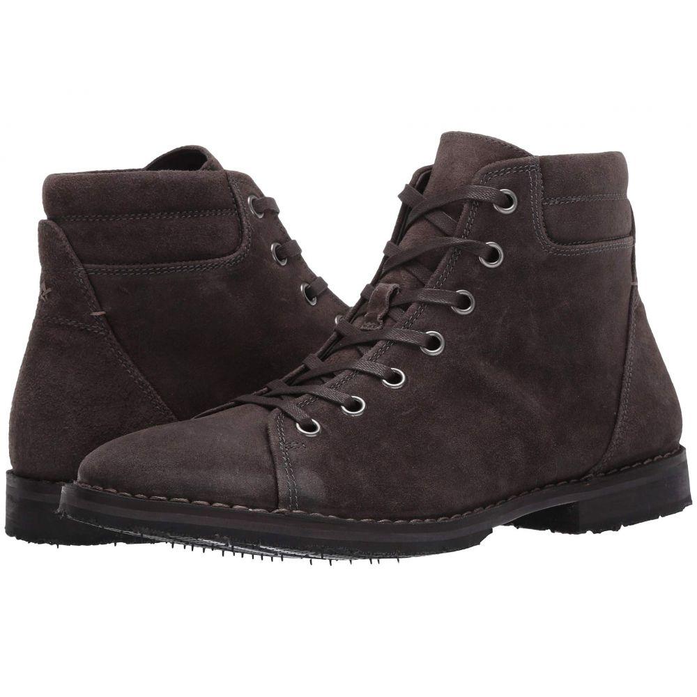 ジョン バルベイトス John Varvatos メンズ ブーツ モンキーブーツ シューズ・靴【Portland Monkey Boot】Dark Charcoal