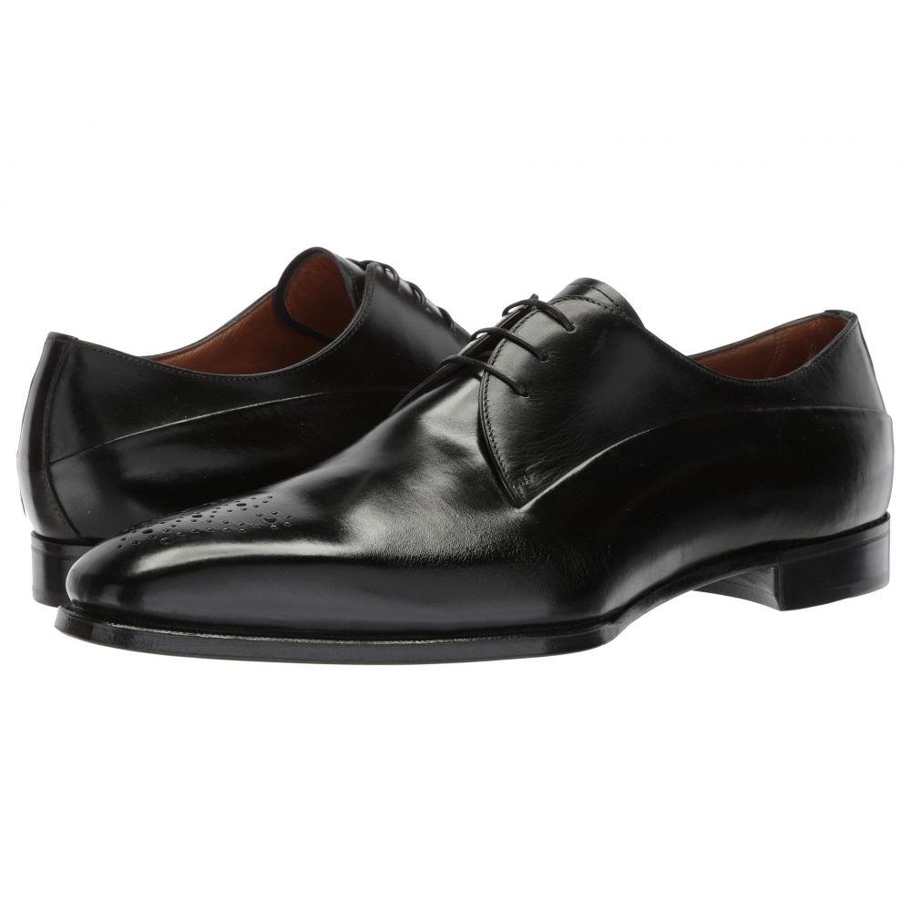 グラバティ Gravati メンズ 革靴・ビジネスシューズ シューズ・靴【3 Eyelet Floating Medallion Oxford】Black