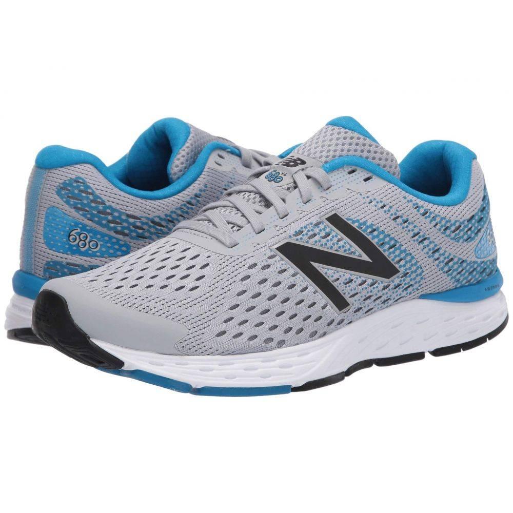 ニューバランス New Balance メンズ ランニング・ウォーキング シューズ・靴【680v6】Silver Mink/Vision Blue