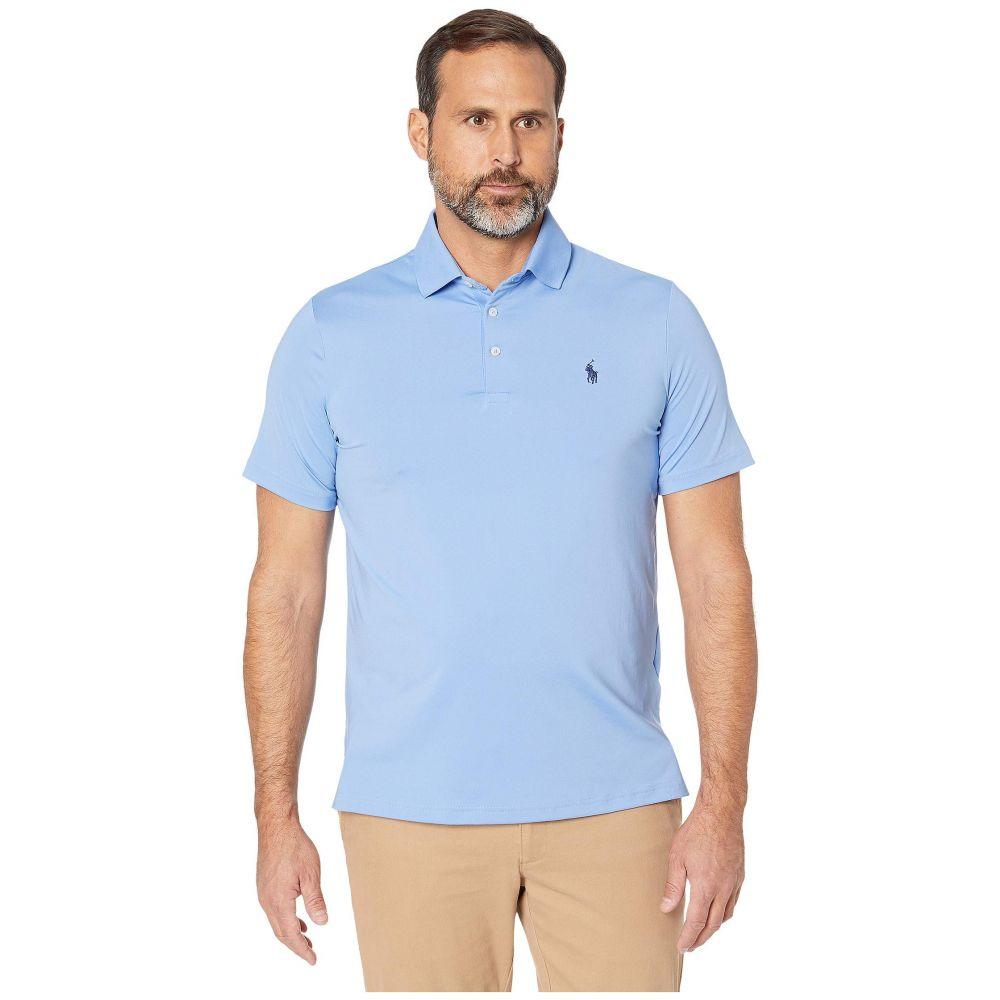 ラルフ ローレン Polo Ralph Lauren メンズ ポロシャツ 半袖 トップス【Short Sleeve Performance Polo】Cabana Blue