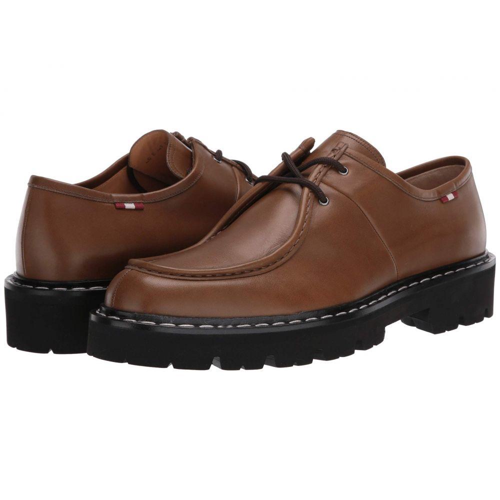 バリー Bally メンズ 革靴・ビジネスシューズ チャッカブーツ シューズ・靴【Lysander/123 Chukka Oxford】Kangaroo