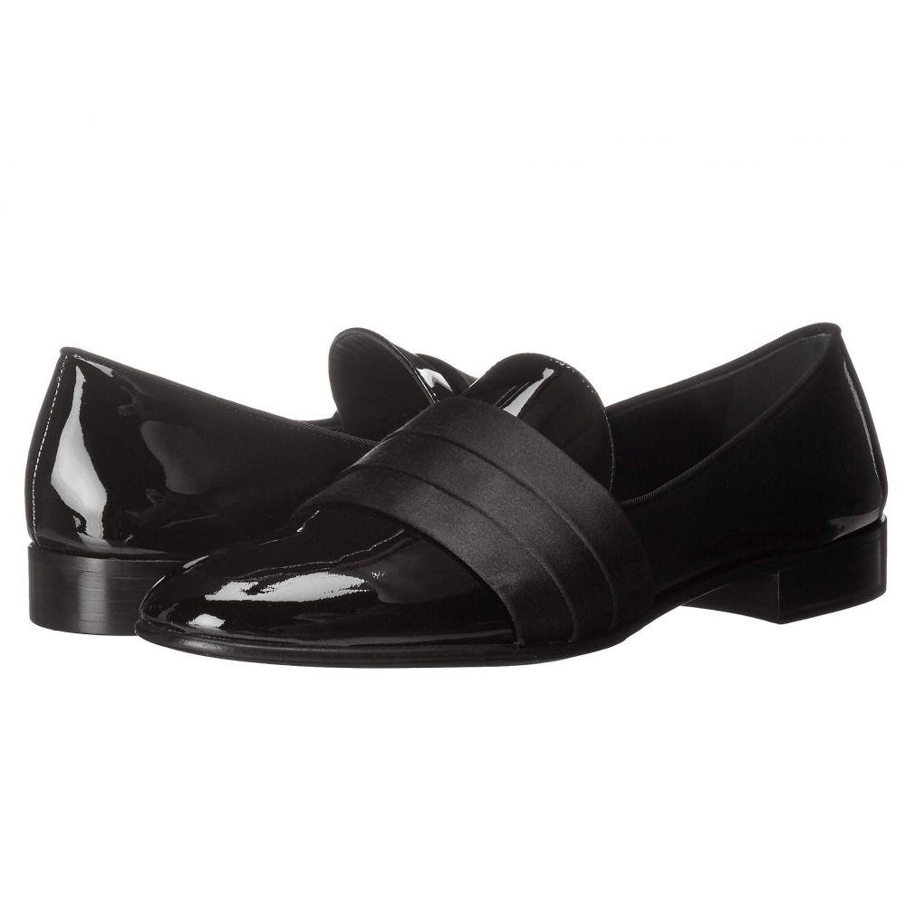 ジュゼッペ ザノッティ Giuseppe Zanotti メンズ ローファー シューズ・靴【EU00038】Vernice Nero