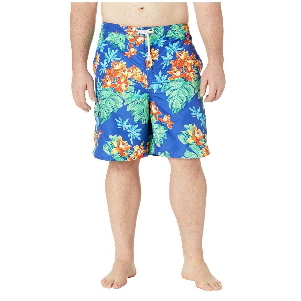 ラルフ ローレン Polo Ralph Lauren Big & Tall メンズ 海パン 大きいサイズ 水着・ビーチウェア【Big & Tall Printed Swim Trunks】Tropical