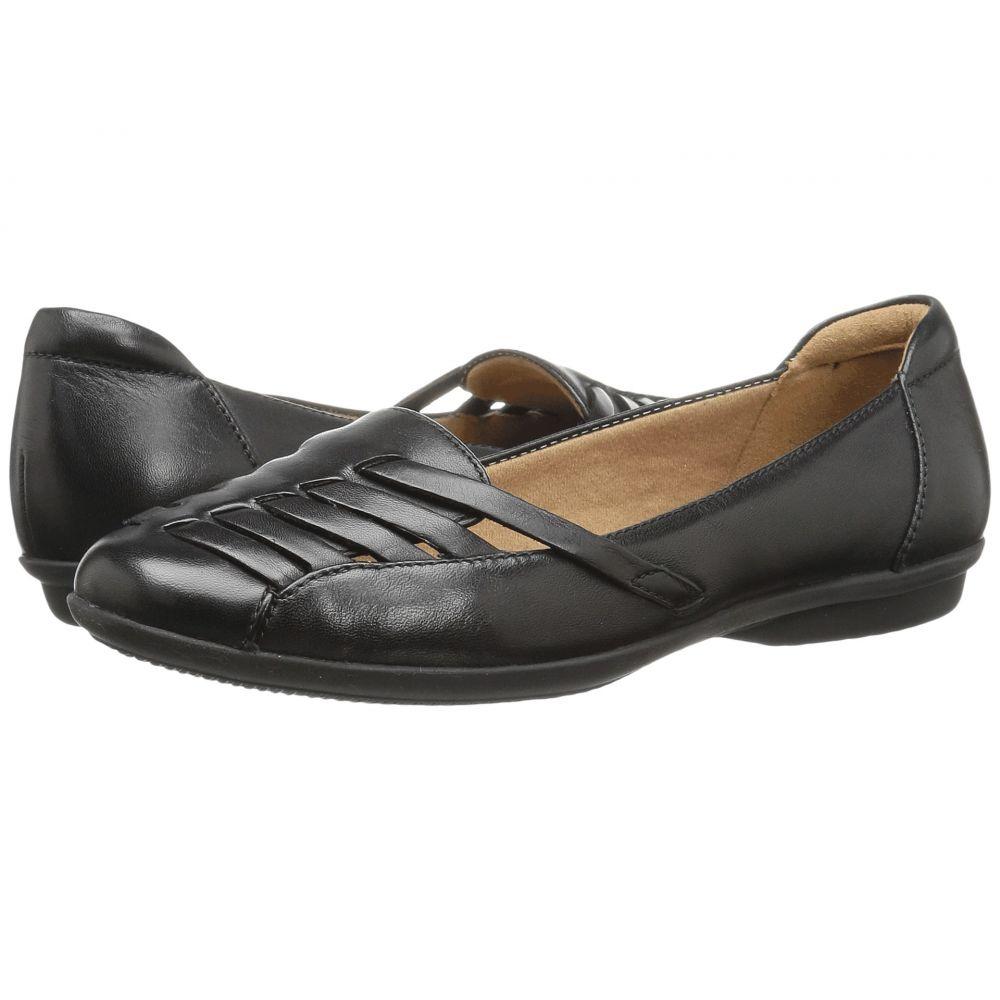クラークス Clarks レディース スリッポン・フラット シューズ・靴【Gracelin Gemma】Black Leather