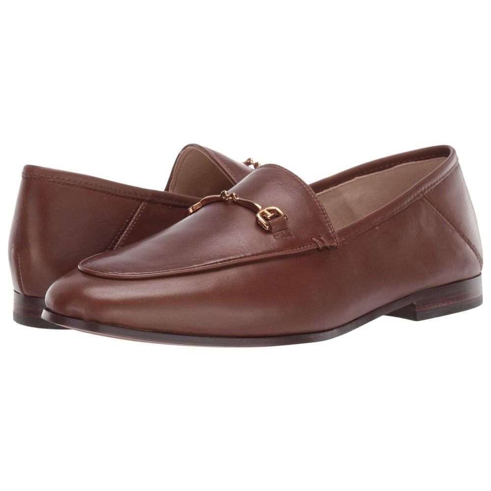 サム エデルマン Sam Edelman レディース ローファー・オックスフォード シューズ・靴【Loraine Loafer】Nut Brown Modena Calf Leather
