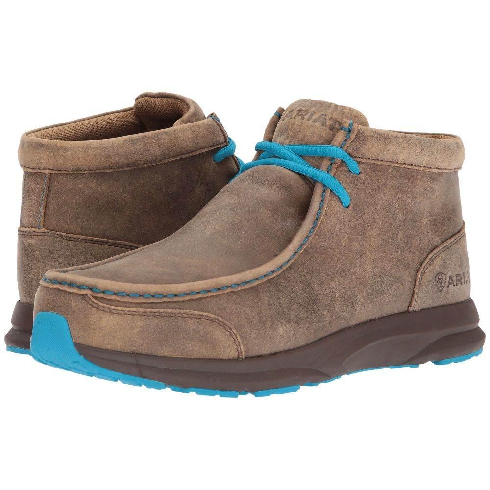 アリアト Ariat メンズ ブーツ シューズ・靴【Spitfire】Brown Bomber/Blue Laces
