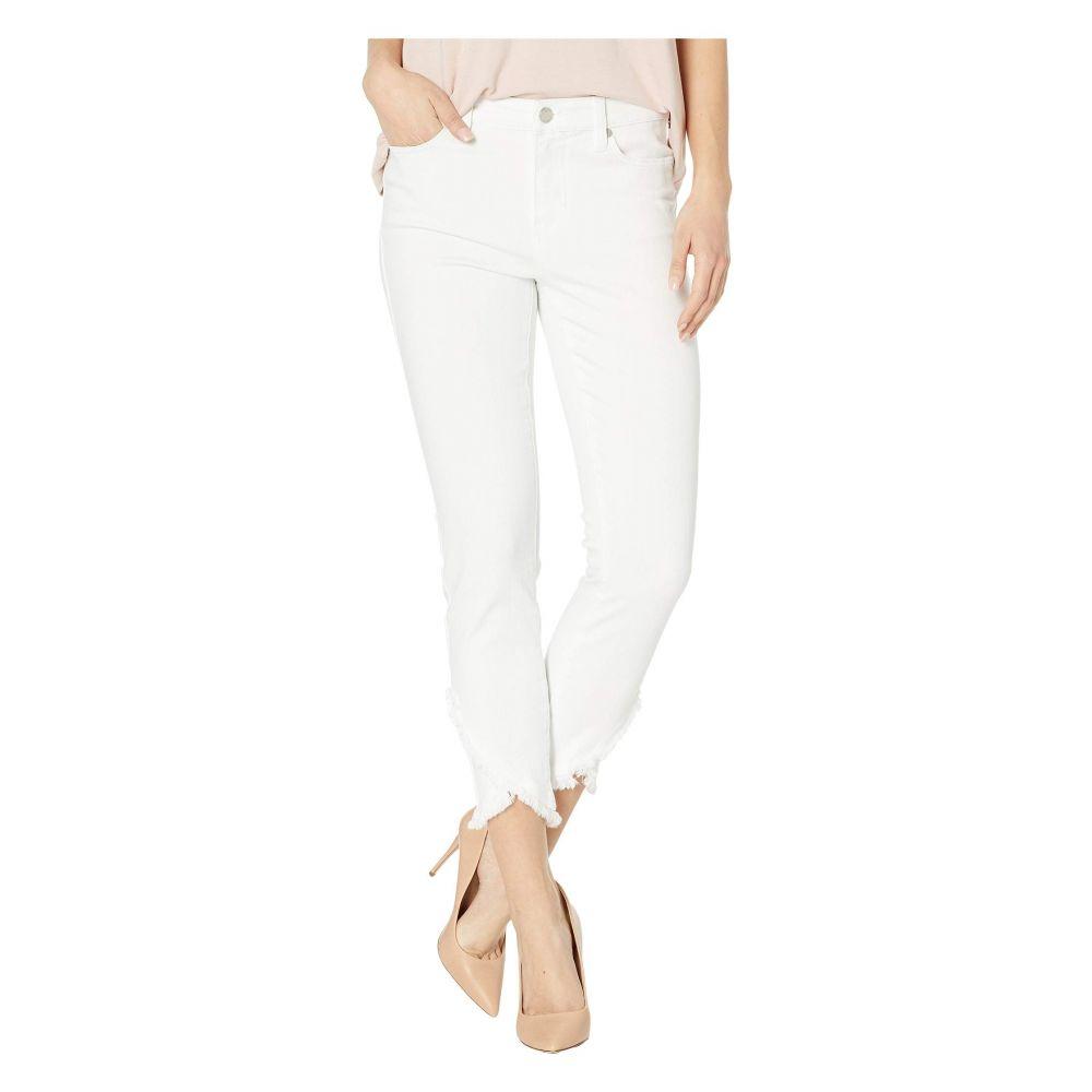 リバプール Liverpool レディース ジーンズ・デニム ボトムス・パンツ【Abby Crop Skinny Front Scallop Hem Jeans in Bright White】Bright White
