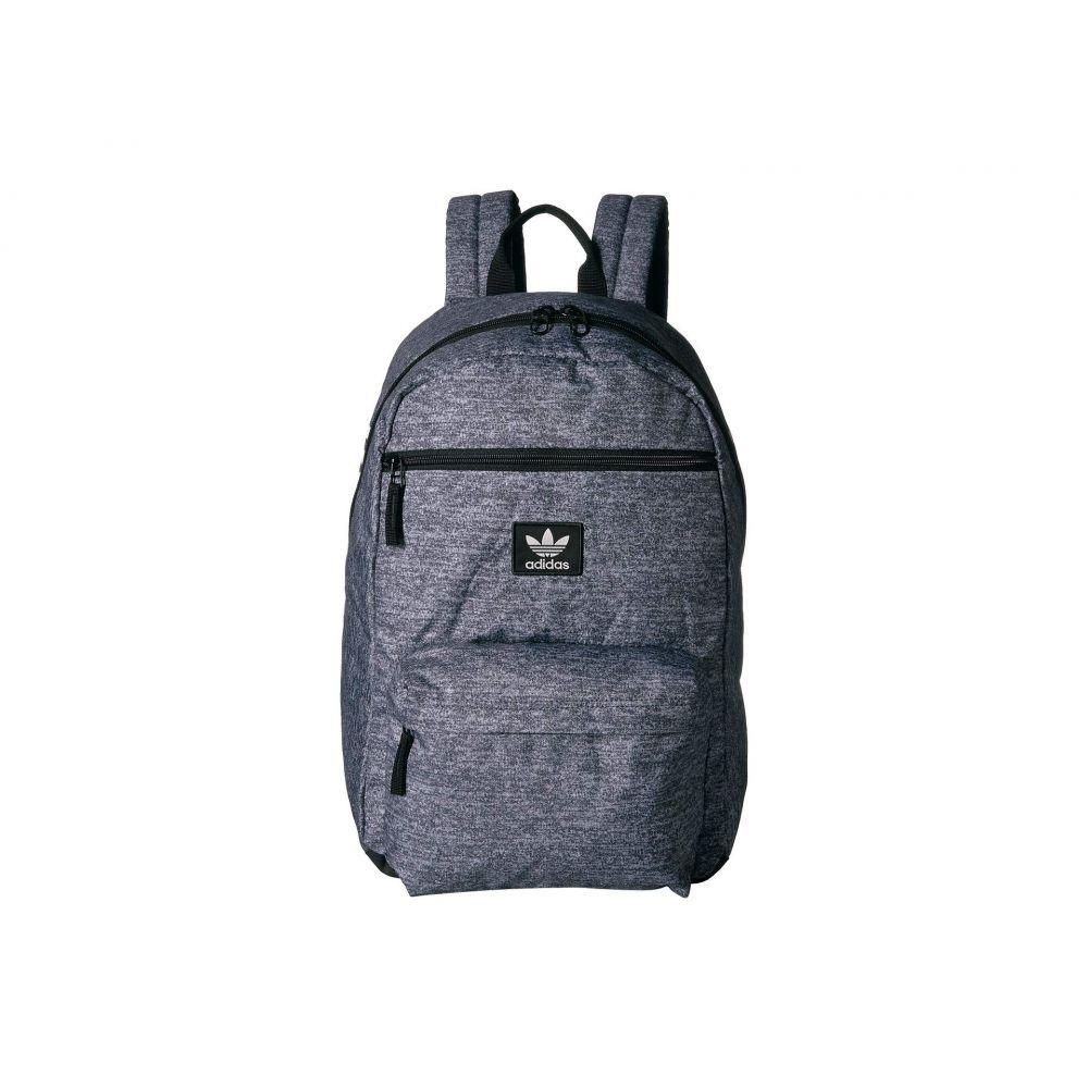 アディダス adidas Originals レディース バックパック・リュック バッグ【Originals National Backpack】Heather Grey