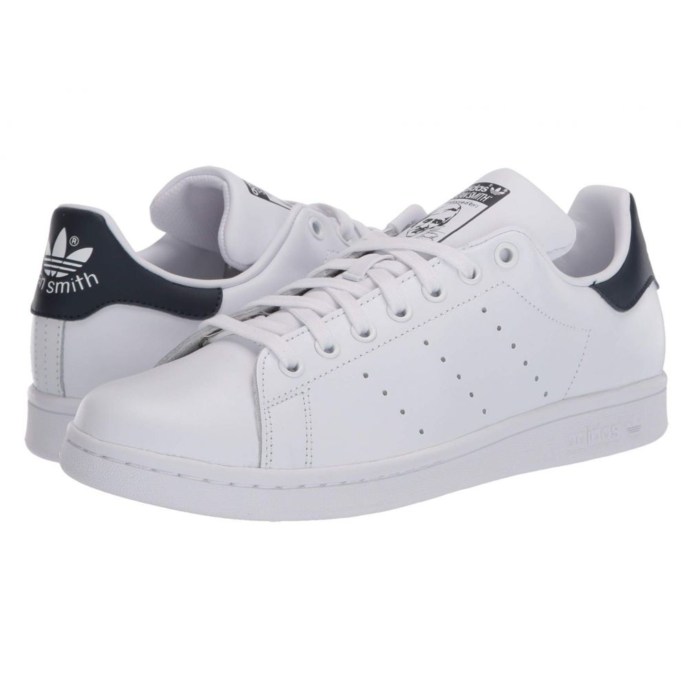 アディダス adidas Originals レディース スニーカー シューズ・靴【Stan Smith】Footwear White/Footwear White/Collegiate Navy