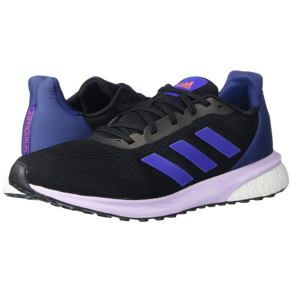 アディダス adidas Running レディース ランニング・ウォーキング シューズ・靴【Astrarun】Core Black/Boost Blue Violet Metallic/Purple Tint