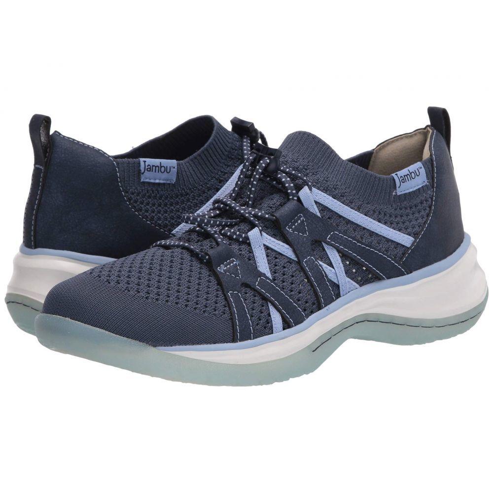 ジャンブー Jambu レディース スニーカー シューズ・靴【Jardin】Navy/Light Blue