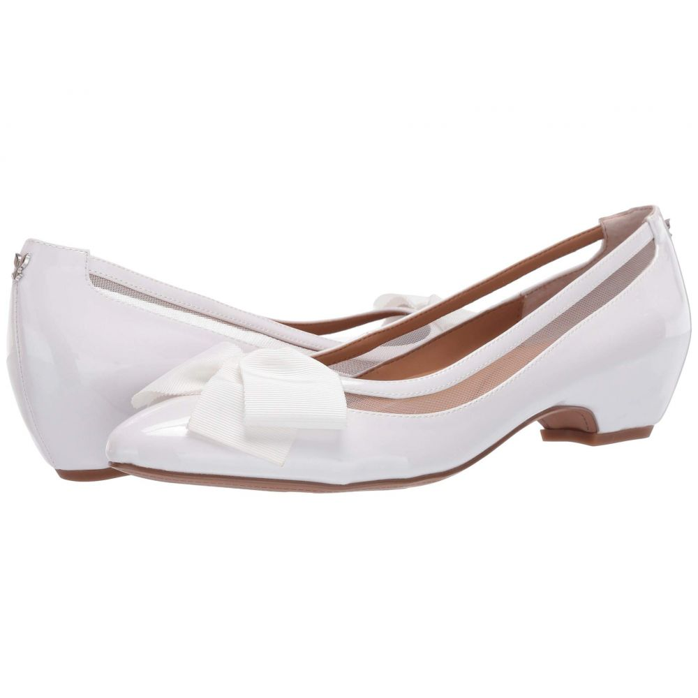 ジェイレニー J. Renee レディース パンプス シューズ・靴【Taroona】White Pearl Patent