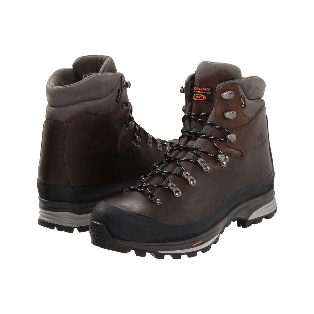 スカルパ Scarpa メンズ ハイキング・登山 シューズ・靴【Kinesis Pro GTX】Ebony