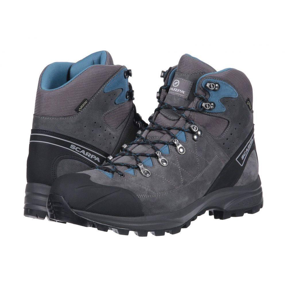 スカルパ Scarpa メンズ ハイキング・登山 シューズ・靴【Kailash Trek GTX】Shark Grey/Lake Blue