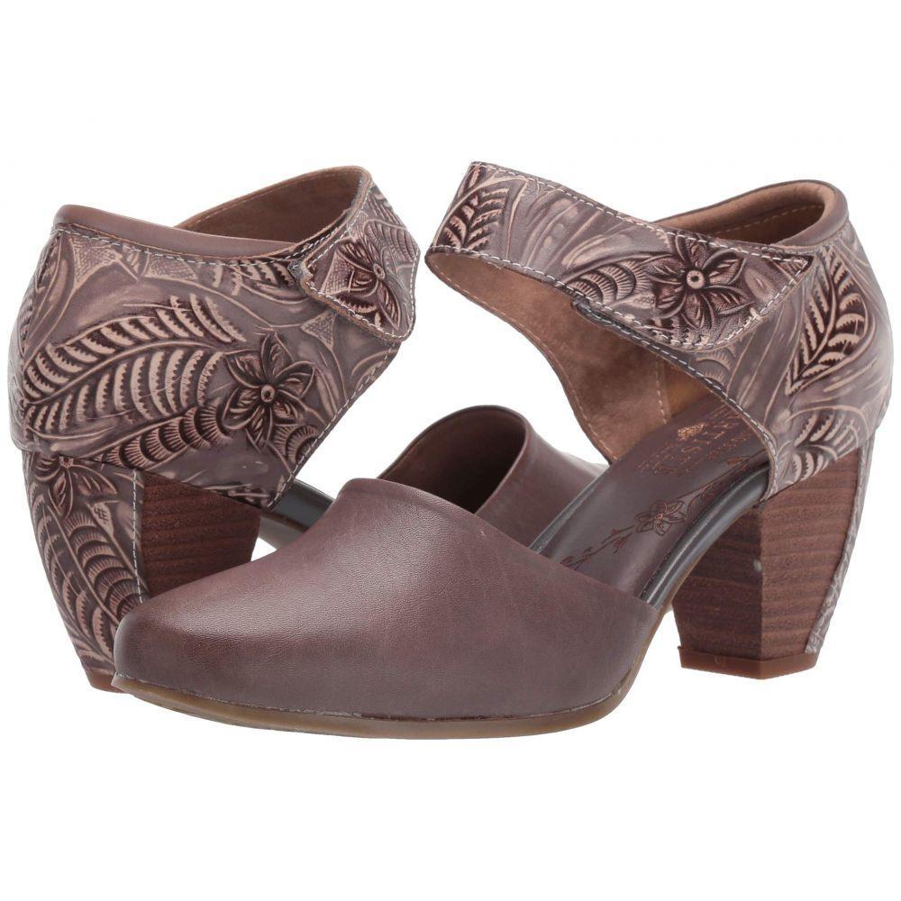 スプリングステップ L'Artiste by Spring Step レディース パンプス シューズ・靴【Toolie】Grey