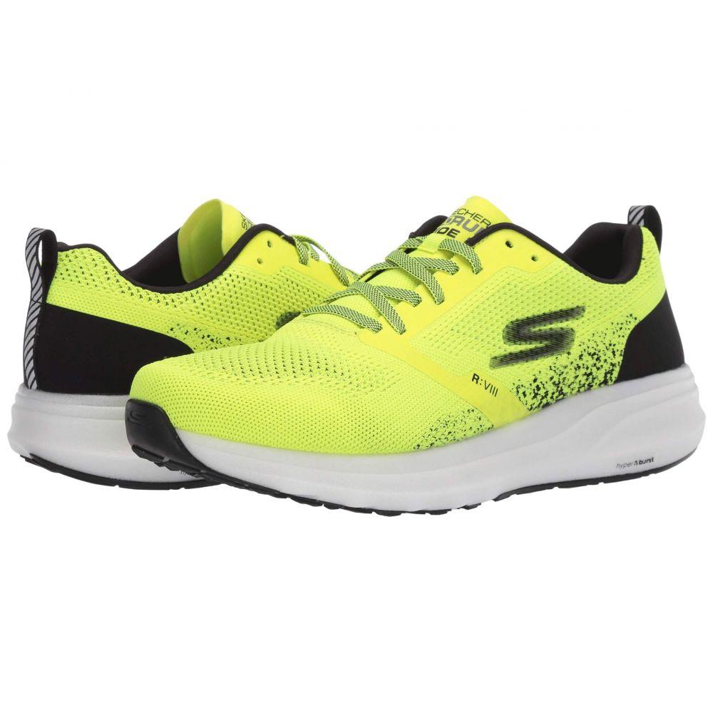 スケッチャーズ SKECHERS メンズ ランニング・ウォーキング シューズ・靴【Go Run Ride 8】Yellow/Black