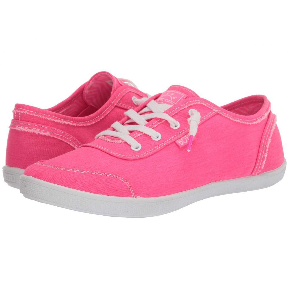 スケッチャーズ BOBS from SKECHERS レディース スニーカー シューズ・靴【Bobs B Cute】Neon Pink