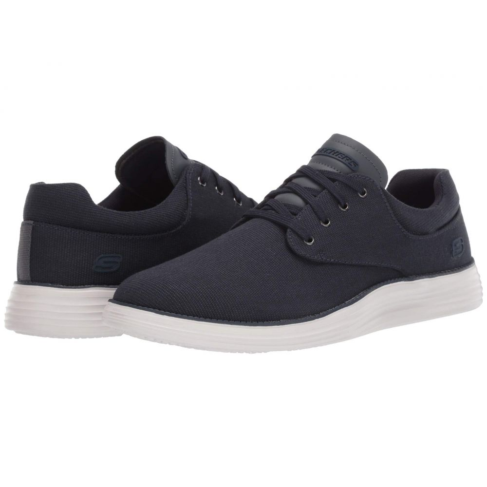 スケッチャーズ SKECHERS メンズ スニーカー シューズ・靴【Status 2.0 - Burbank】Navy