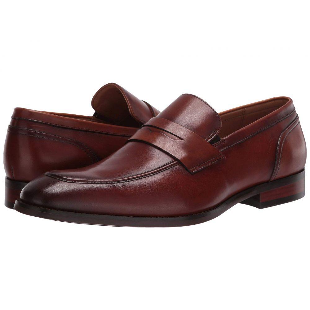 正規品! スティーブ Loafer】Tan Steve Madden シューズ・靴【Pardin Leather:フェルマート ローファー メンズ マデン-メンズ靴