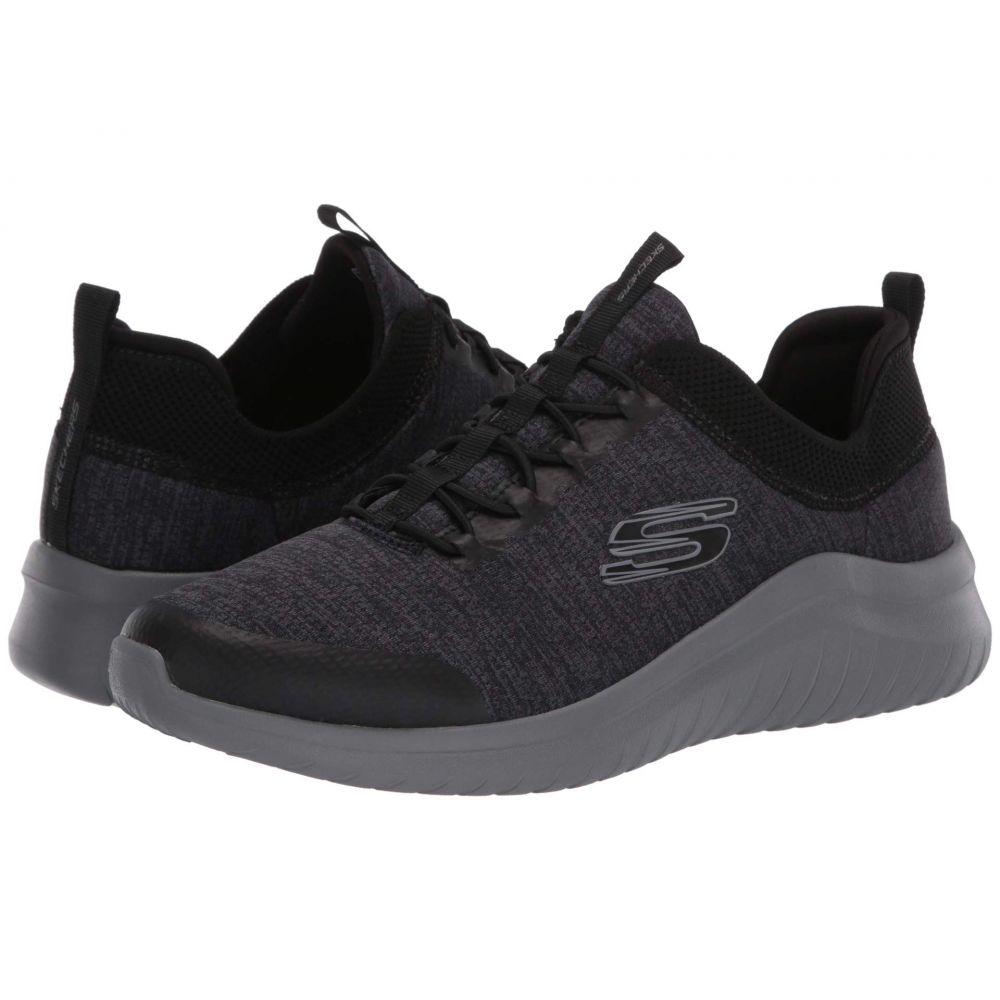 スケッチャーズ SKECHERS メンズ スニーカー シューズ・靴【Ultra Flex 2.0 Fedik】Black/Charcoal