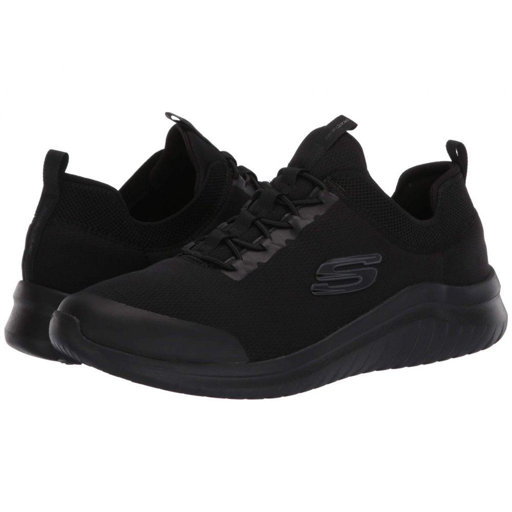スケッチャーズ SKECHERS メンズ スニーカー シューズ・靴【Ultra Flex 2.0 Fedik】Black/Black