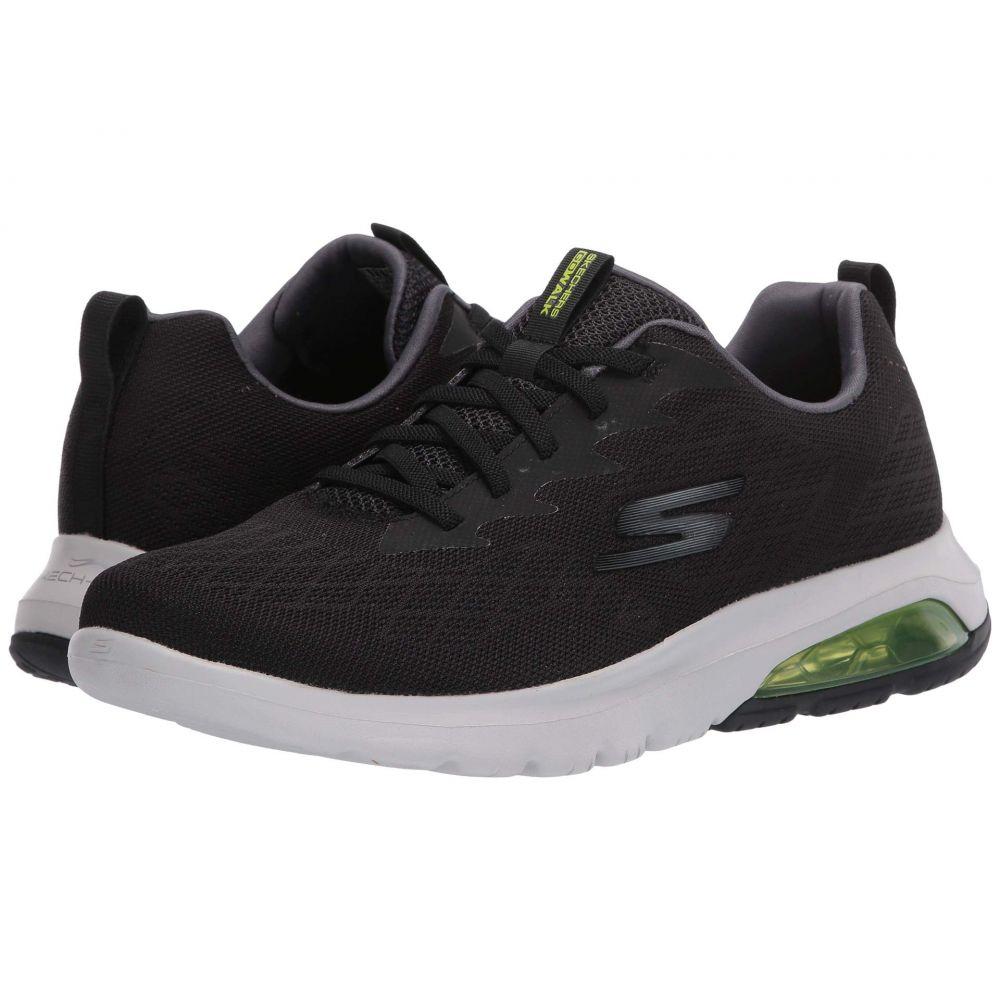 スケッチャーズ SKECHERS Performance メンズ スニーカー シューズ・靴【Go Walk Air - Nitro】Black/Lime
