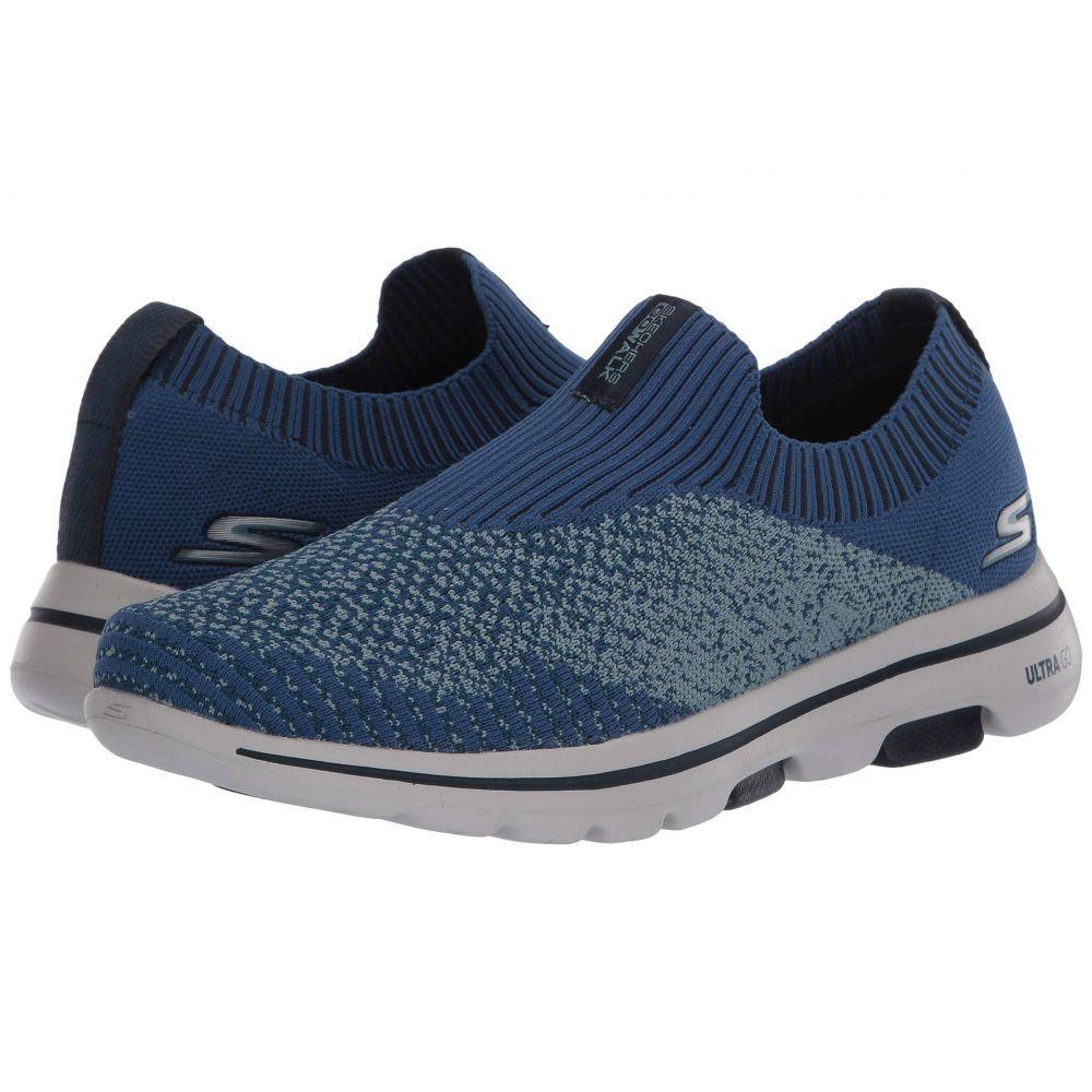 スケッチャーズ SKECHERS Performance メンズ スニーカー シューズ・靴【Go Walk 5 - Merritt】Navy/Blue