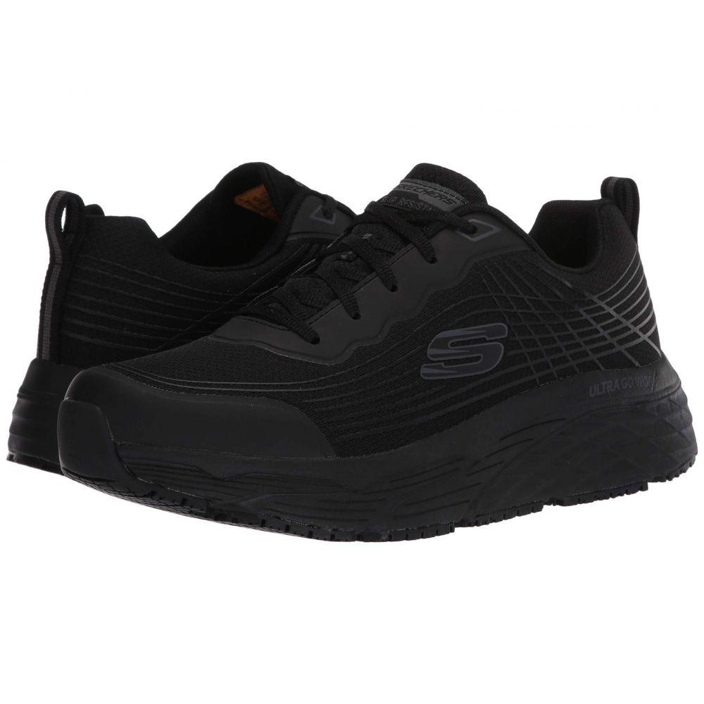 スケッチャーズ SKECHERS Work メンズ シューズ・靴 【Elite SR-Rytas】Black