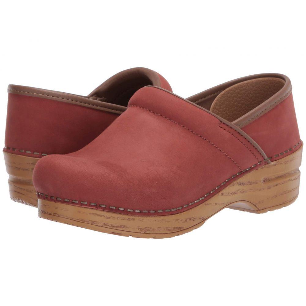 ダンスコ Dansko レディース シューズ・靴 【Professional】Cinnamon Milled Nubuck