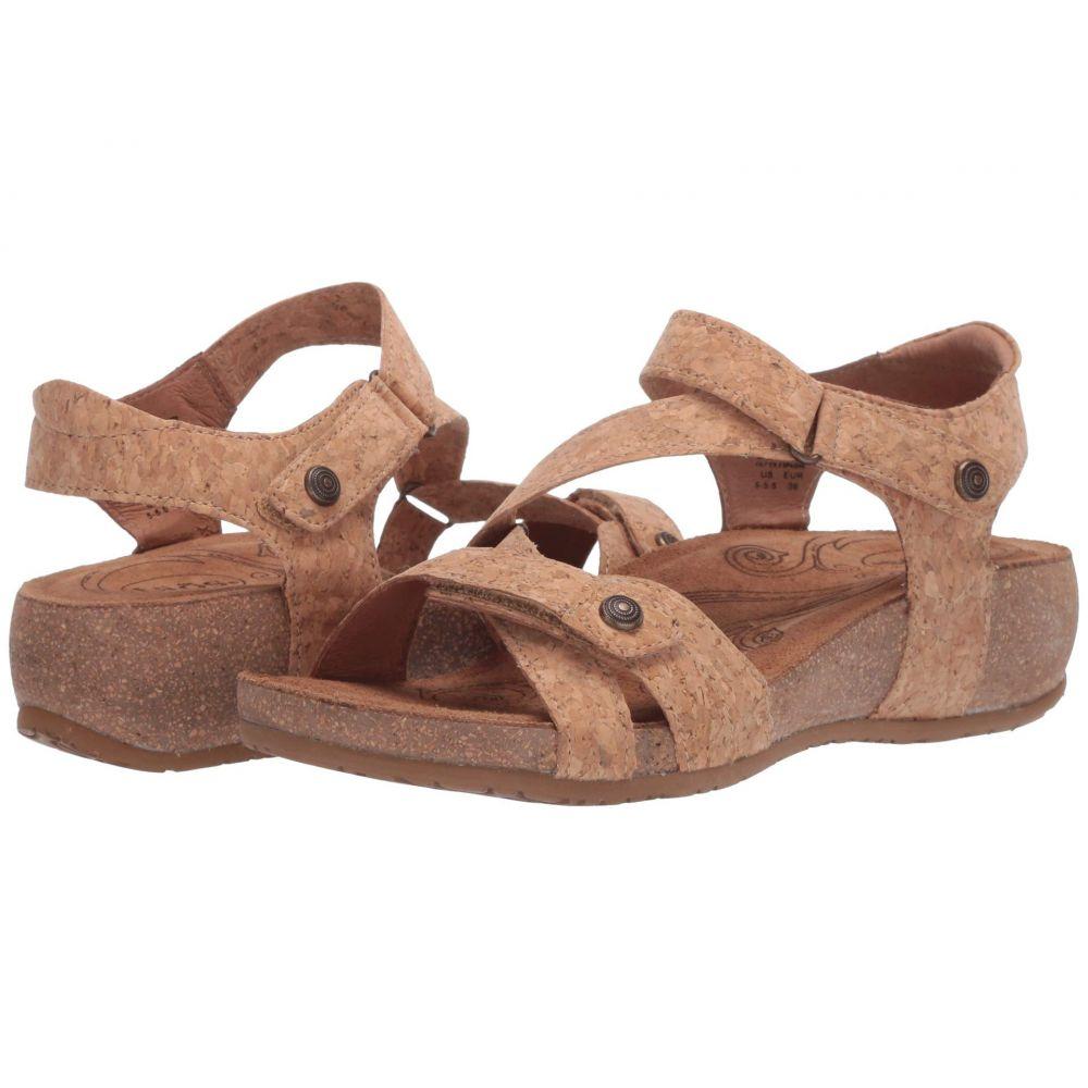 タオス Taos Footwear レディース サンダル・ミュール シューズ・靴【Universe】Natural Cork