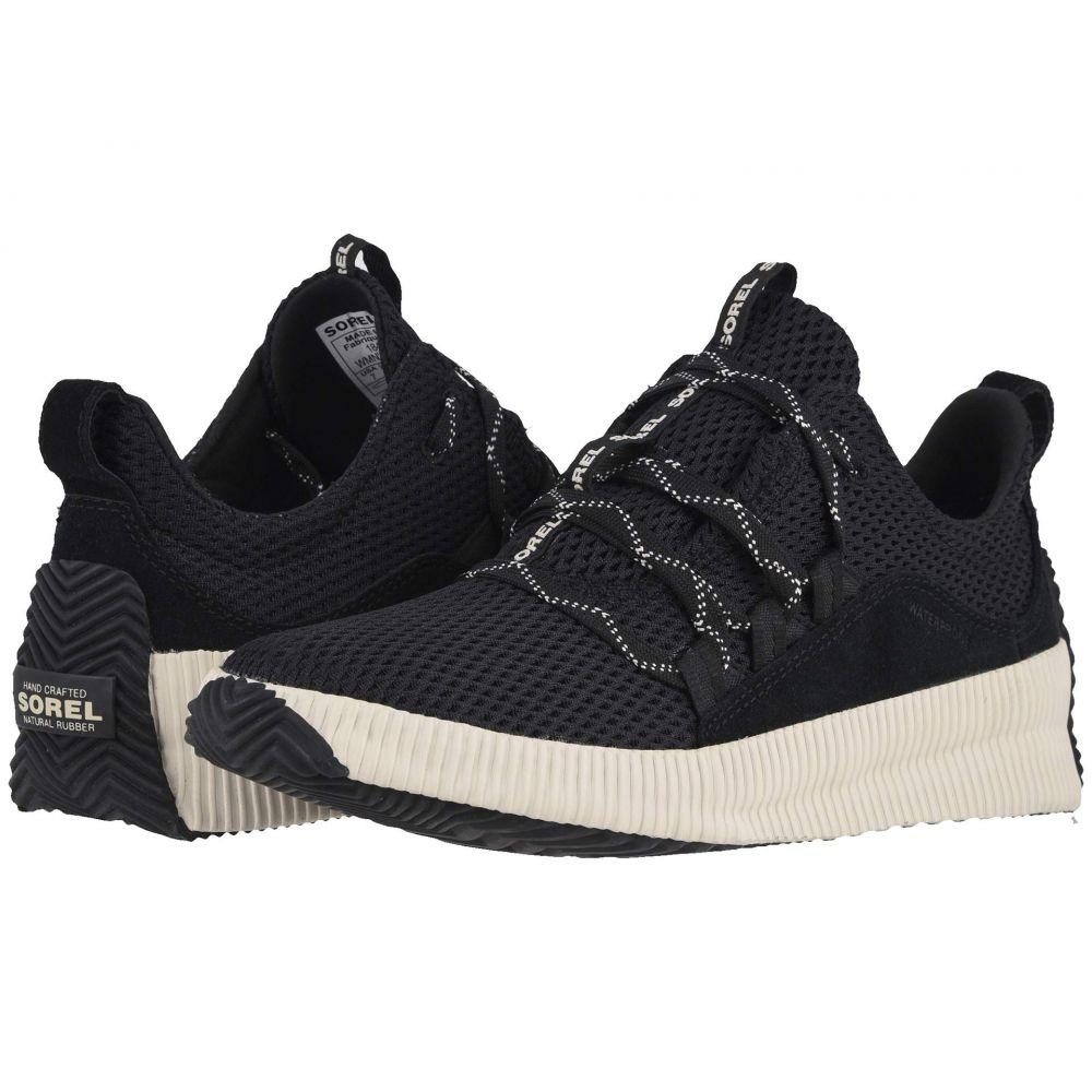 ソレル SOREL レディース スニーカー シューズ・靴【Out N About(TM) Plus Sneaker】Black Mesh