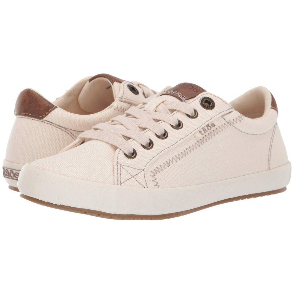 タオス Taos Footwear レディース スニーカー シューズ・靴【Star Burst】Beige/Tan