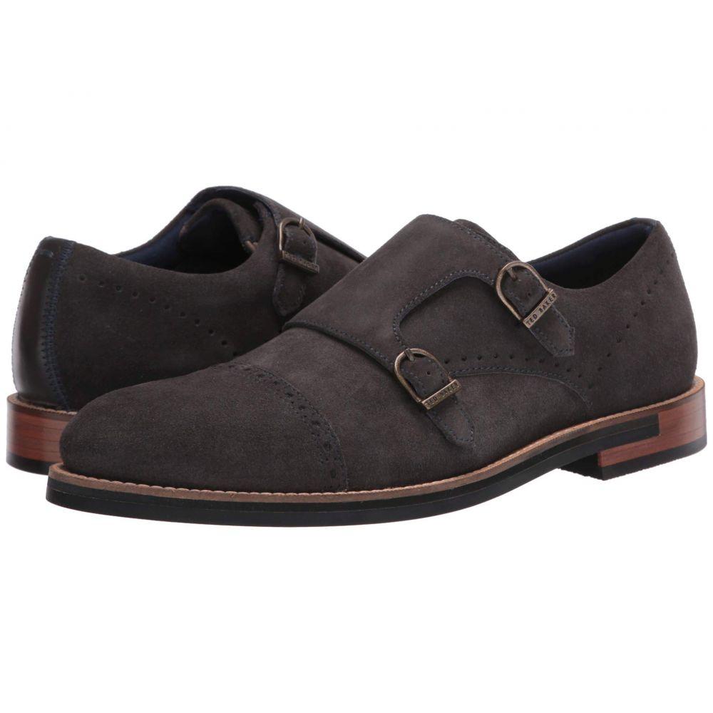 テッドベーカー Ted Baker メンズ 革靴・ビジネスシューズ シューズ・靴【Clippt】Grey