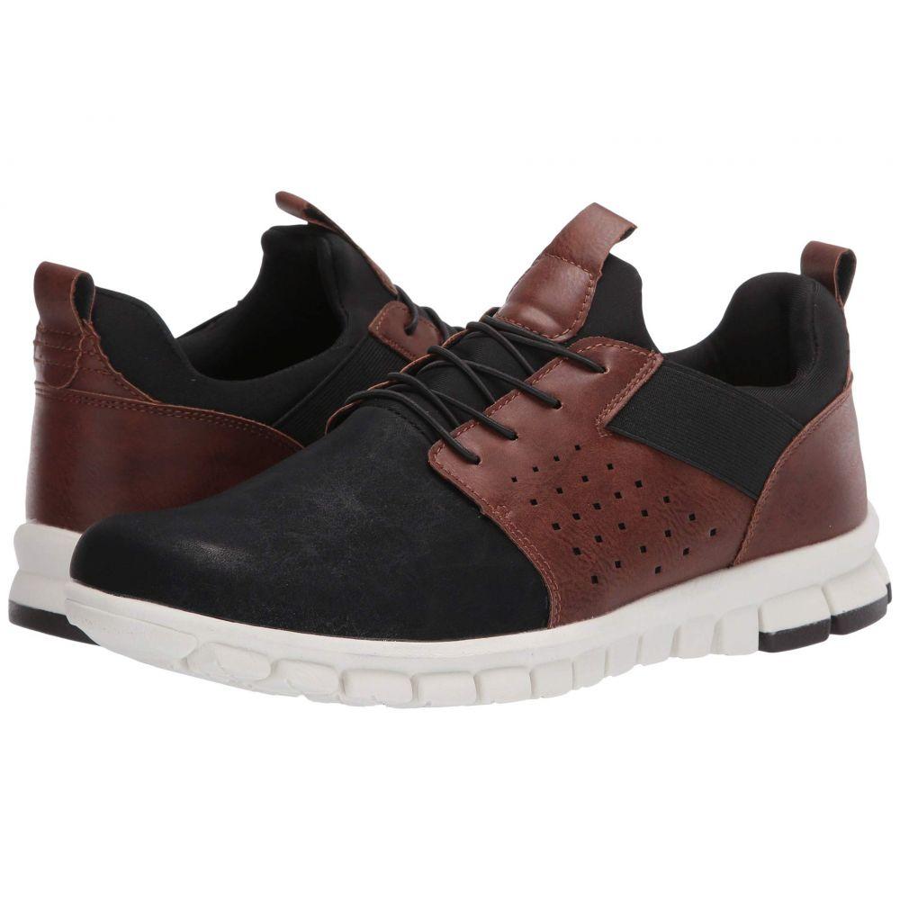 ディール スタッグス Deer Stags メンズ スニーカー シューズ・靴【Betts】Black/Brown