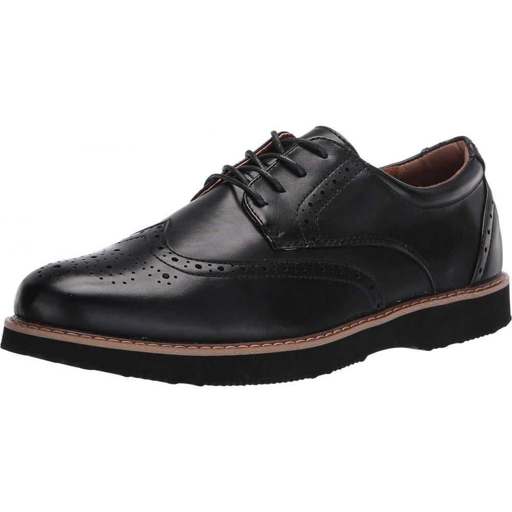 ディール スタッグス Deer Stags メンズ 革靴・ビジネスシューズ ウイングチップ シューズ・靴【Walkmaster Wing Tip Oxford】Black