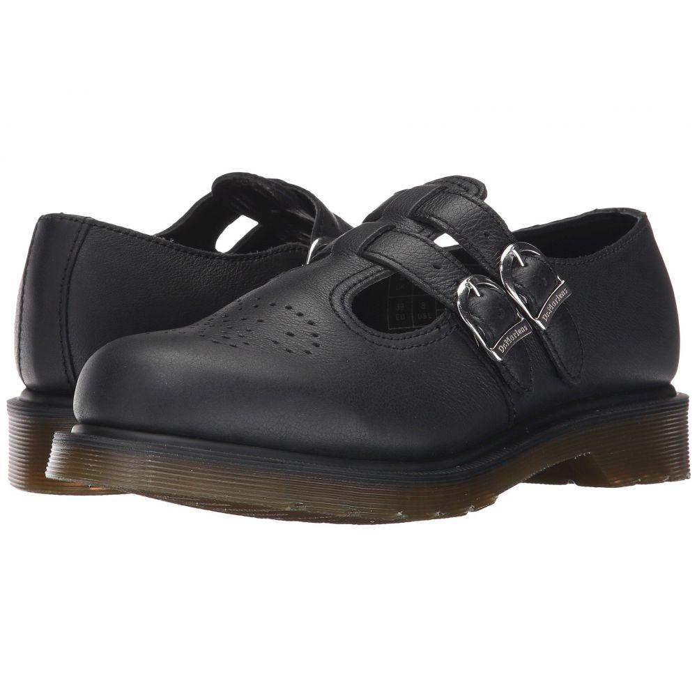 ドクターマーチン Dr. Martens レディース ローファー・オックスフォード シューズ・靴【8065 Mary Jane】Black Virginia