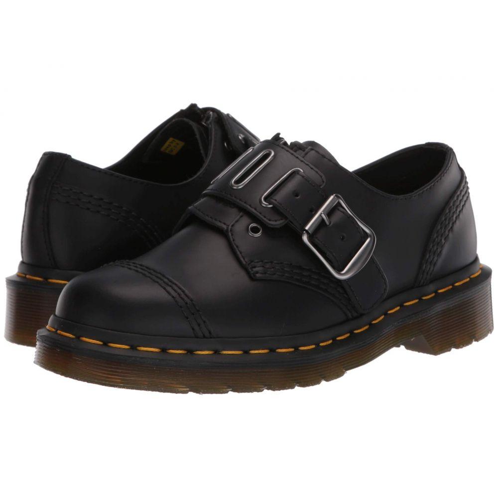 ドクターマーチン Dr. Martens レディース ローファー・オックスフォード シューズ・靴【1461 Quynn Low】Black