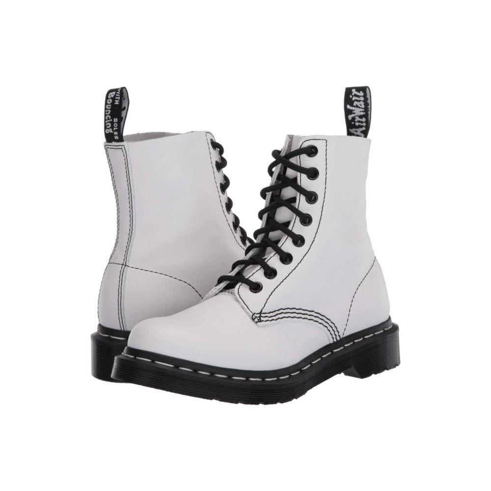 ドクターマーチン Dr. Martens レディース ブーツ シューズ・靴【1460 Pascal BW】Optical White