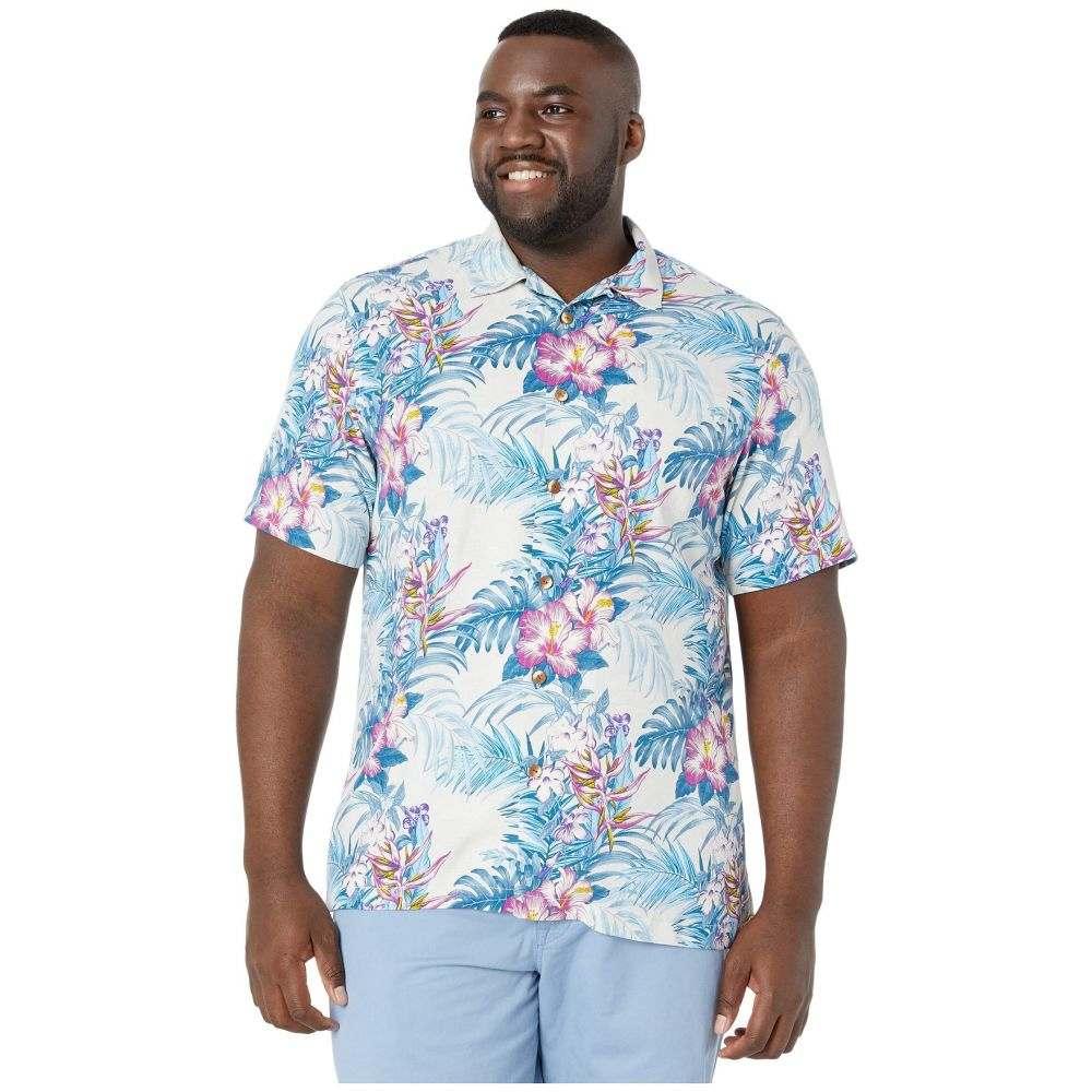 トミー バハマ Tommy Bahama Big & Tall メンズ シャツ 大きいサイズ トップス【Big & Tall Hilo Gardens】Wind Chime