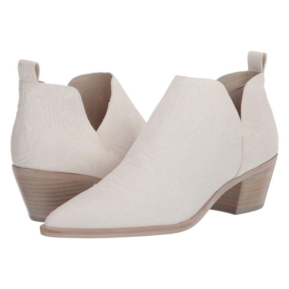 ドルチェヴィータ Dolce Vita レディース ブーツ シューズ・靴【Sonni】White Embossed Leather